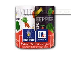 Salt Morton Salt & Pepper