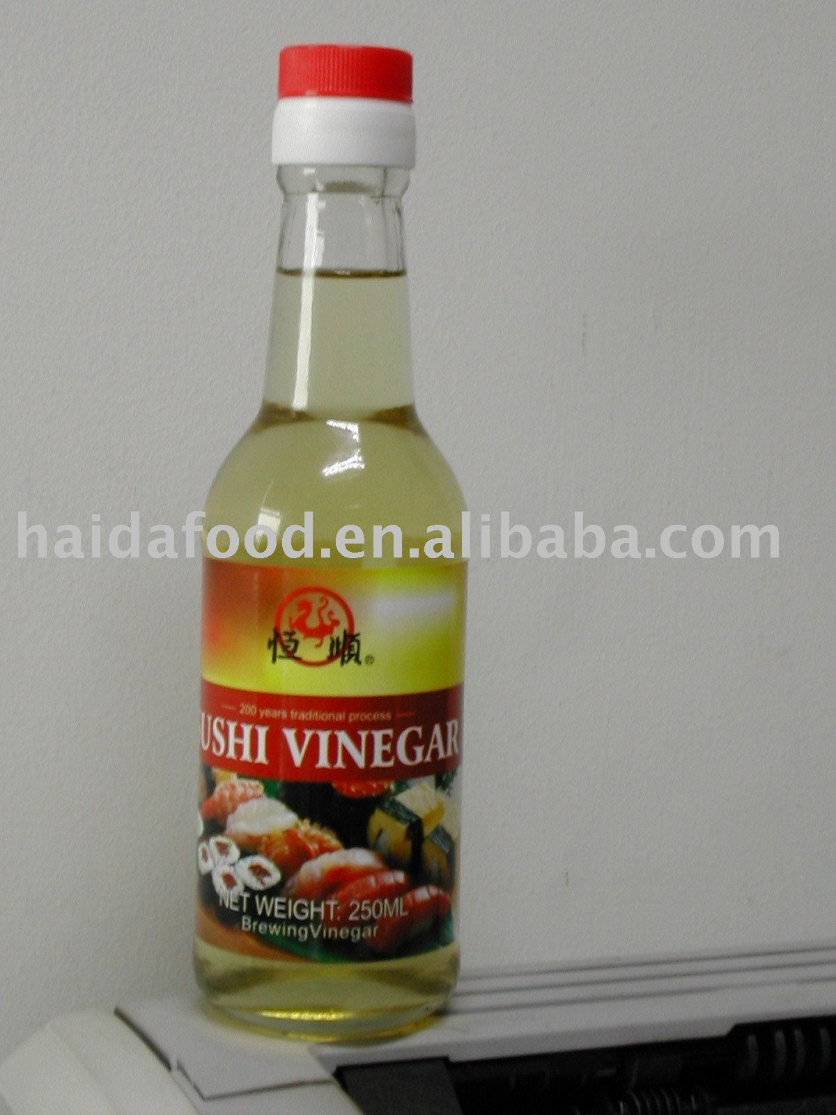 sushi su seasoned vinegar for sushi rice recipes dishmaps sushi su ...
