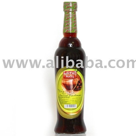 Processed Date Vinegar (balsamic)