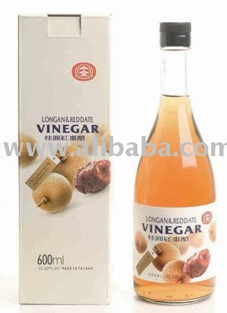 Longan and Red Date Vinegar
