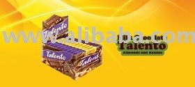 Garoto Chocolate Talento Bar - Almonds