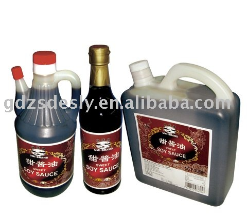 Sweet Soy Sauce Philippines Sweet Soy Sauce 500ml/850ml/