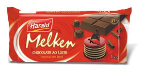 Chocolate-  Harald Melken Milk Chocolate