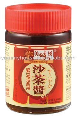 Yummy House Satay Sauce