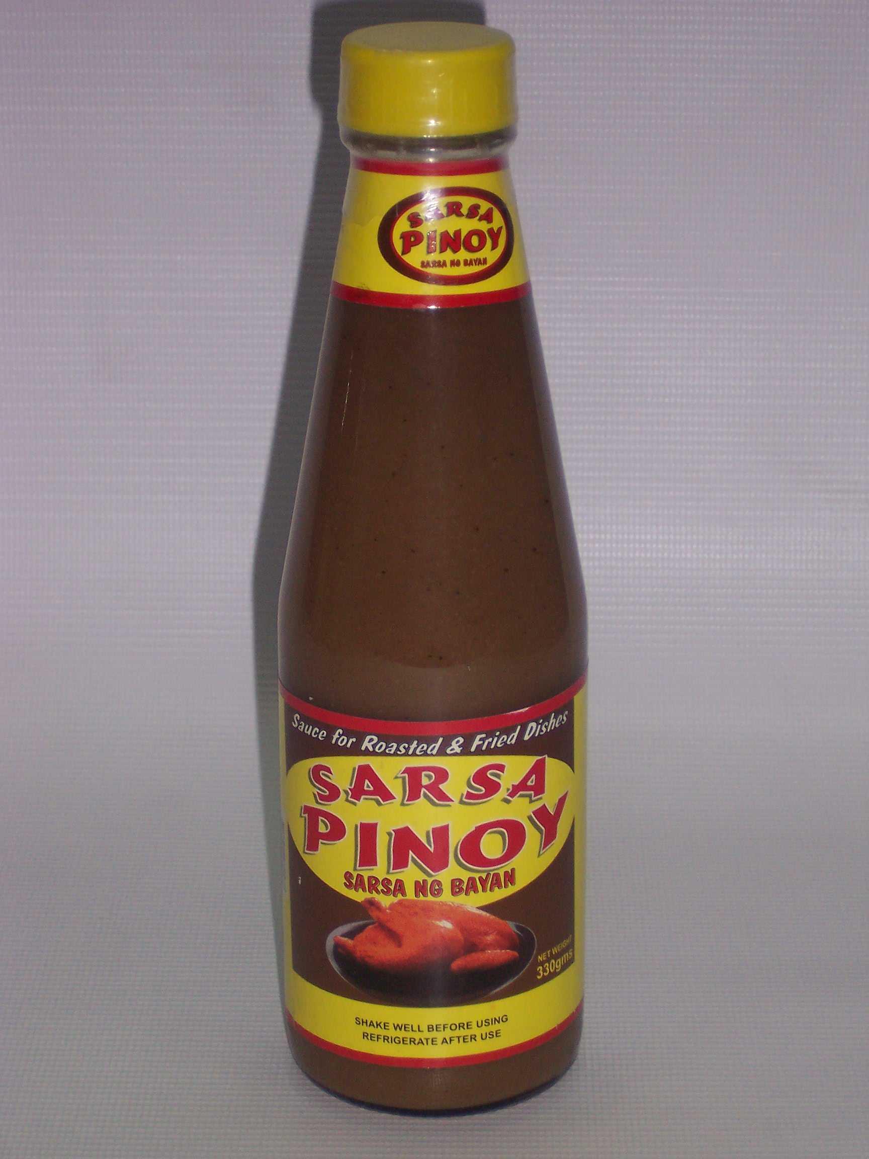 Sarsa Pinoy Lechon Sauce