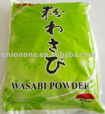 how to make wasabi powder at home