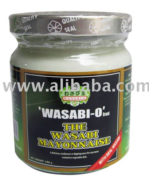 Wasabi Mayonnaise Sauce Wasabi Mayonnaise
