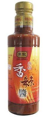 O'LONG CINNAMON HOT PEPPER SAUCE