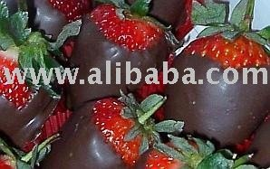 Chocolate Dipped Strawberries and other Fruits