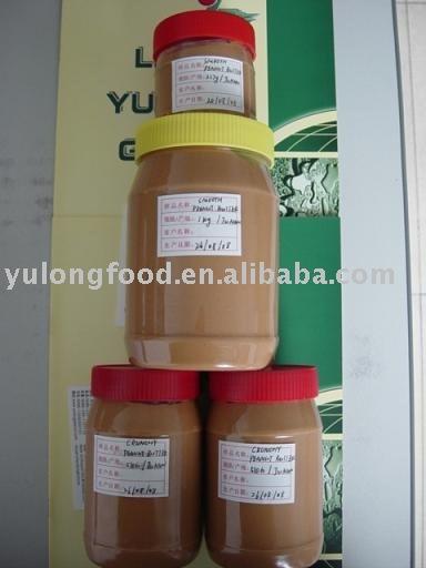 chinese organic peanut butter