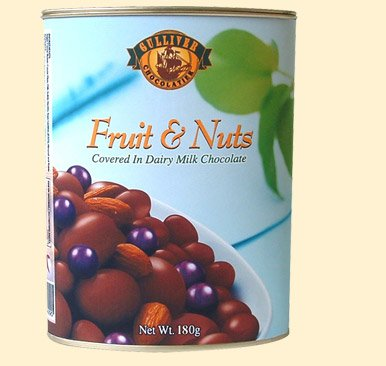 Fruit & Nut Chocolate