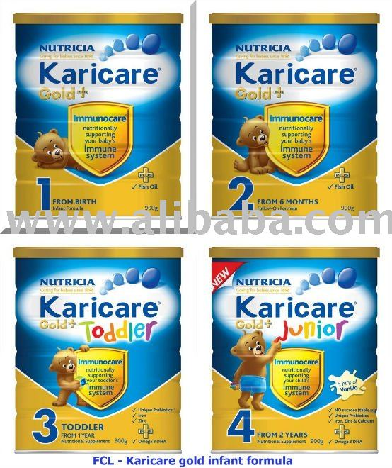 Karicare infant formula