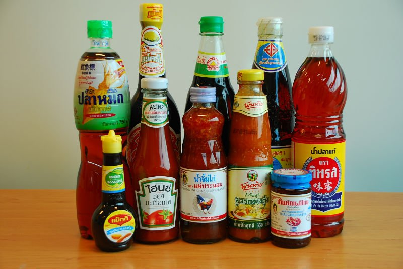 Seasoning sauce products,Thailand Seasoning sauce supplier