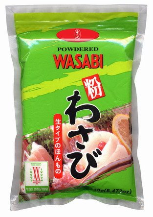how to make wasabi powder at home