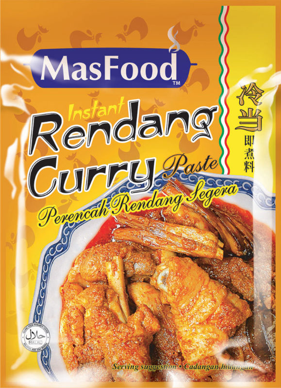 ... Beef products,Malaysia Instant Rendang Curry For Chicken, Mutton, Beef