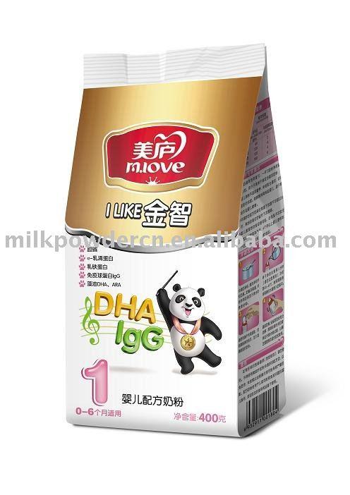 milk powder gold wisdom series step 1 400g/box