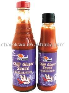 Garlic & Ginger Chilli Sauce products,Singapore Garlic ...
