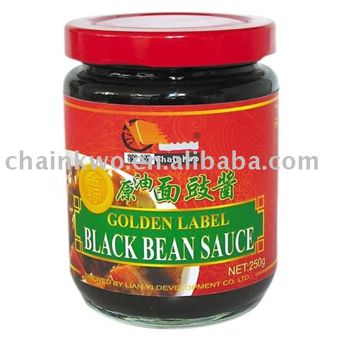 black bean sauce products,China black bean sauce supplier