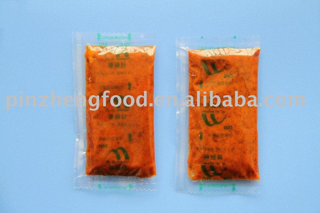 Sauce Sachets Supplier Chicken Sauce Sachets