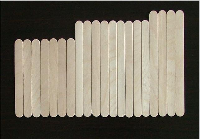 Wood Part Of Ice Cream Birch Popsicle Sticks Popsicle Stick Products China Wood Part Of Ice