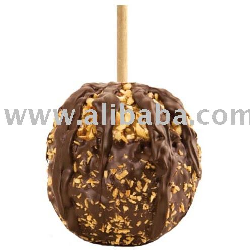 Gourmet Caramel Apple's http://www.21food.com/products/gourmet-caramel-apples-52762.html
