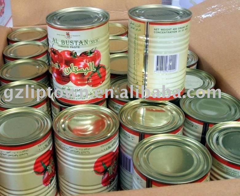 Mini tinned sweetness Tomato Sauce