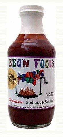 BBQ'n Fools Signature Barbecue Sauce