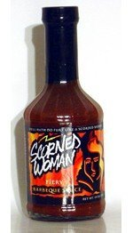 Scorned Woman Fiery BBQ Sauce