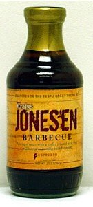 Craig`s Jones`en Espresso Barbecue  Sauces