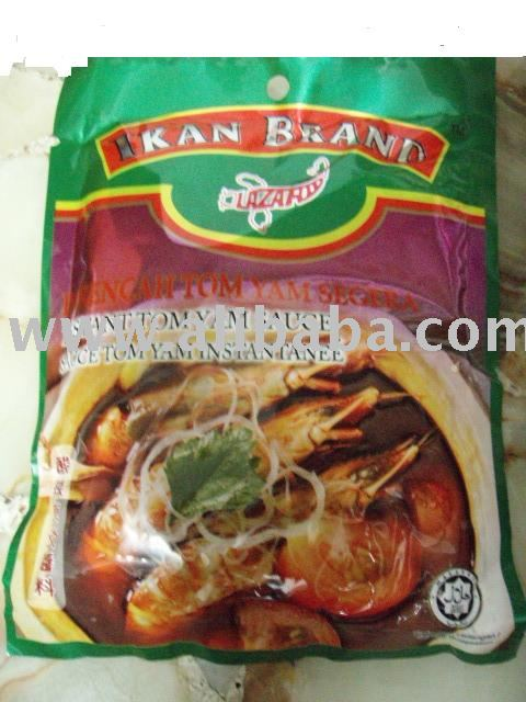 Instant Tom Yam Paste