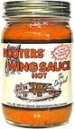SAUCE-WING HOOTER'S HOT 12OZ
