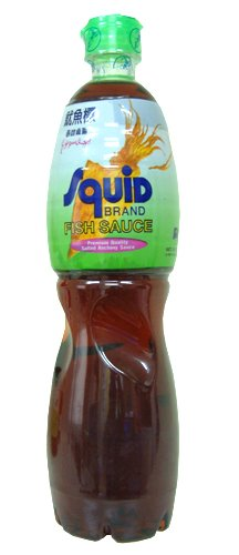 Squid brand fish sauce pet 725ml products malaysia for Squid fish sauce
