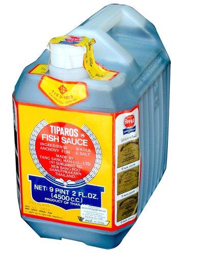 Tiparos brand fish sauce 4500ml products malaysia for Tiparos fish sauce