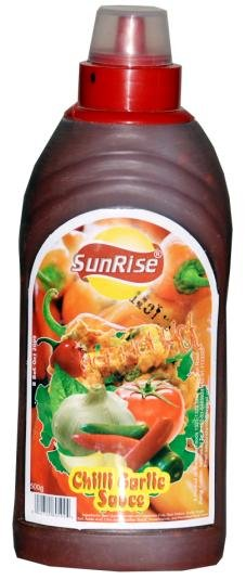 SunRise Sauces