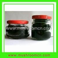 Canned black truffles