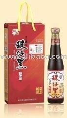 Hu Dil Black Bean Soy Sauce