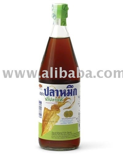 Squid brand fish sauce 300ml products malaysia squid for Squid fish sauce