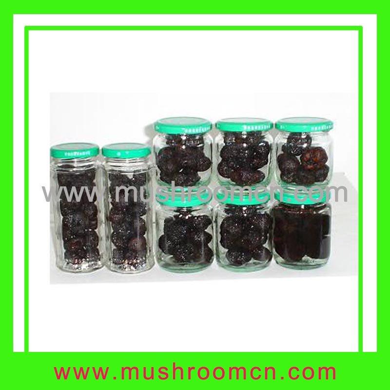 Canned black truffle