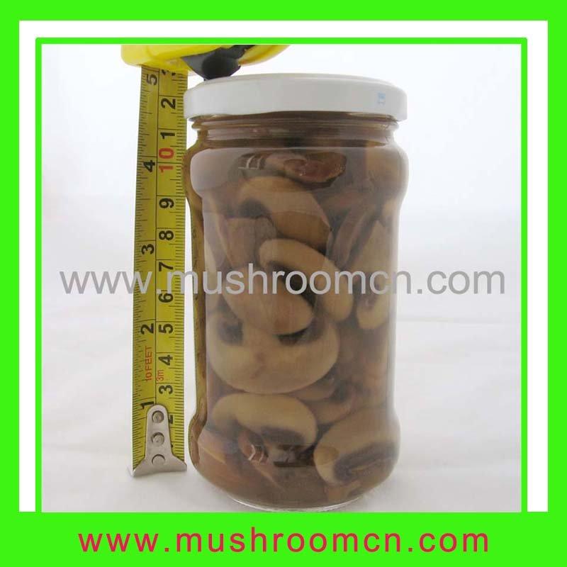 Canned Portabella