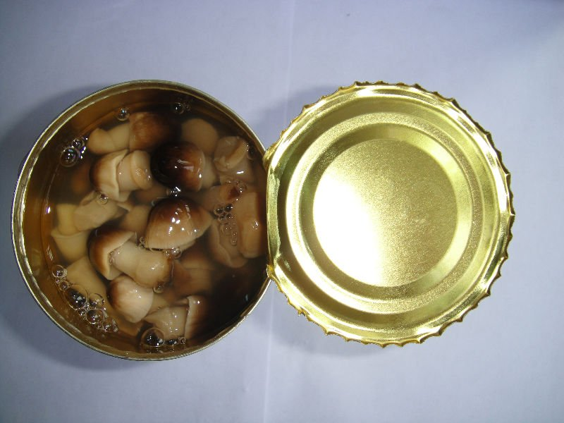 Canned Straw Mushroom Peeled, 425g, canned food