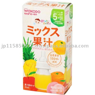 wakodo Mixed Fruit Juice