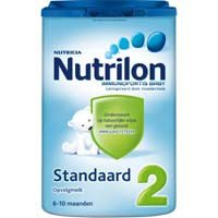 Netherlands Nutrilon Baby Milk Powder Standard 2