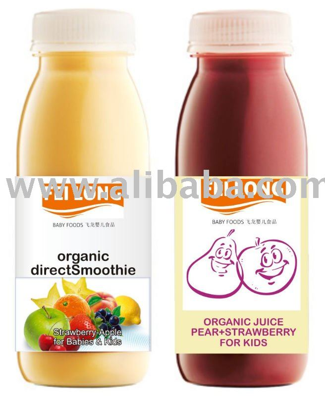organic direct juice for babies