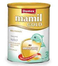 mamil gold step 3,4
