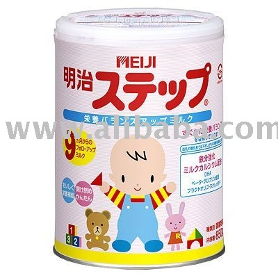 Meiji Step Baby Milk Powder 9 Months Onwards (850g) JAPAN
