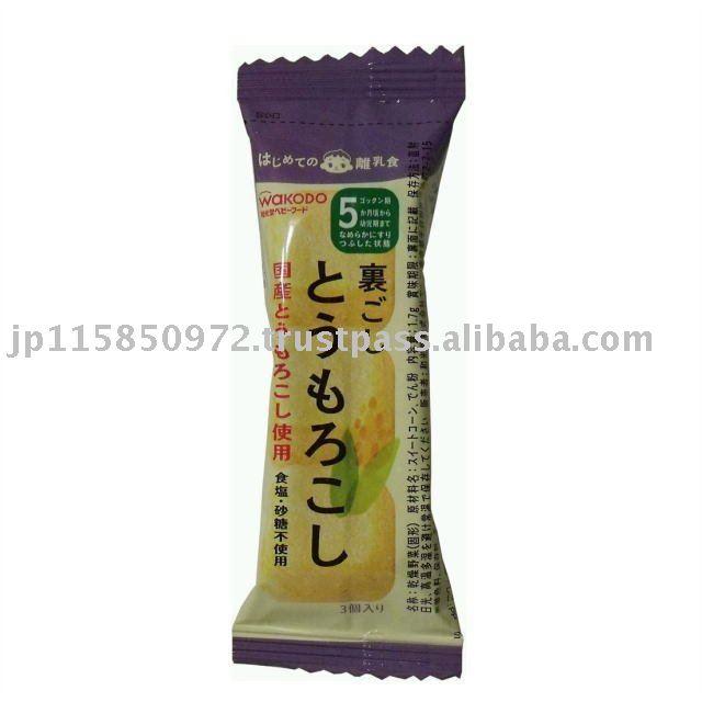 wakodo   Pureed Corn