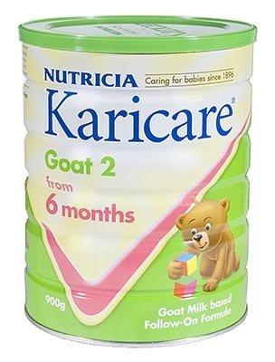 Karicare Goat 2: NZ$53/can to mainland CHINA door to door