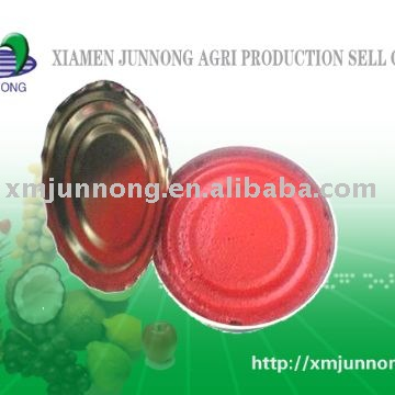 tomato paste/canned tomato paste/tin tomato paste/canned fish