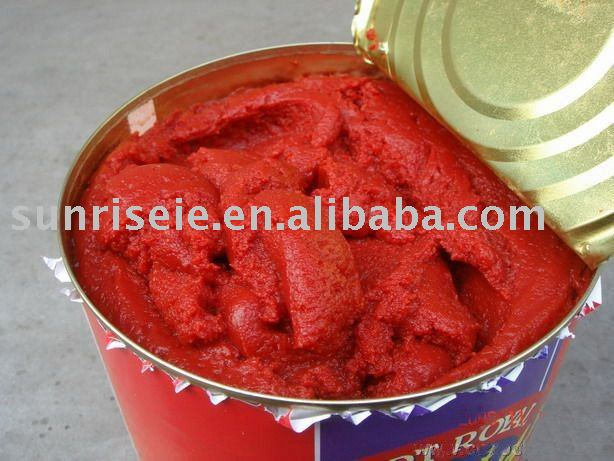 canned tomato paste 1kg