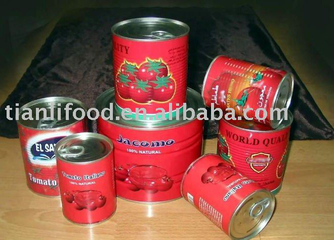 140g tomato paste/Ketchup